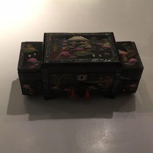 Jewelry - Japanese music box